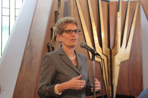 Wynne has suggested an ultimatum to see teachers' pay cheques getting docked to end work-to-rule campaign. - See more at: http://humbernews.ca/teachers-threatened-with-pay-cuts-to-end-work-to-rule-campaign